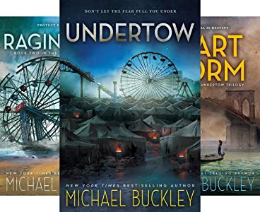 The Undertow Trilogy (3 book series) Kindle Edition