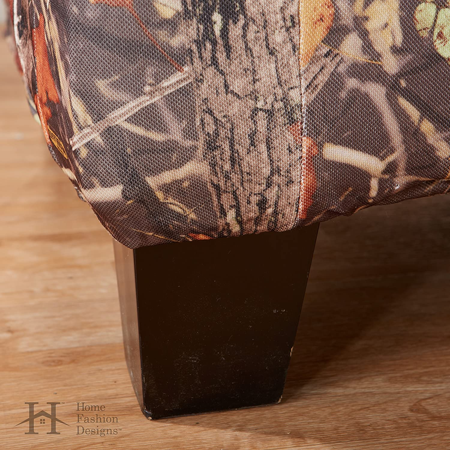 Amazon Kings Camo Woodland Shadow Printed Strapless Slipcover