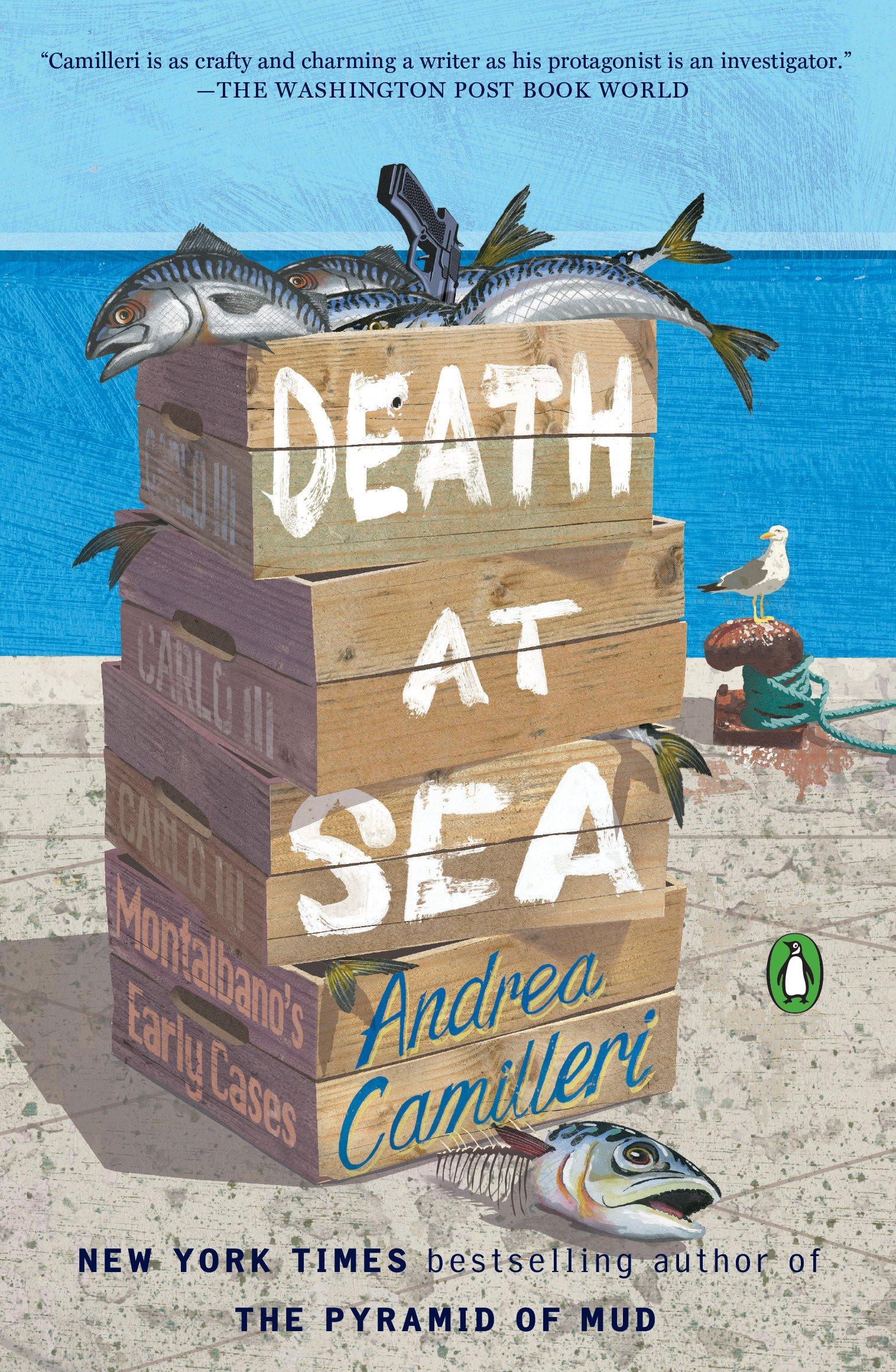 Death at Sea: Montalbano's Early Cases (An Inspector Montalbano Mystery)