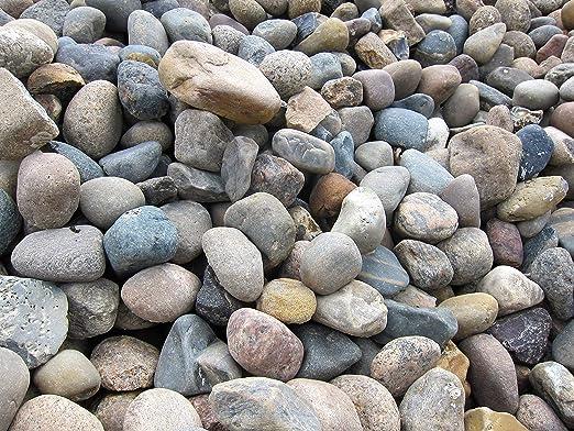 GABIONA - Piedras Naturales para Rellenar gaviones de Piedra Natural para Decorar el jardín de Forma Individual: Amazon.es: Jardín