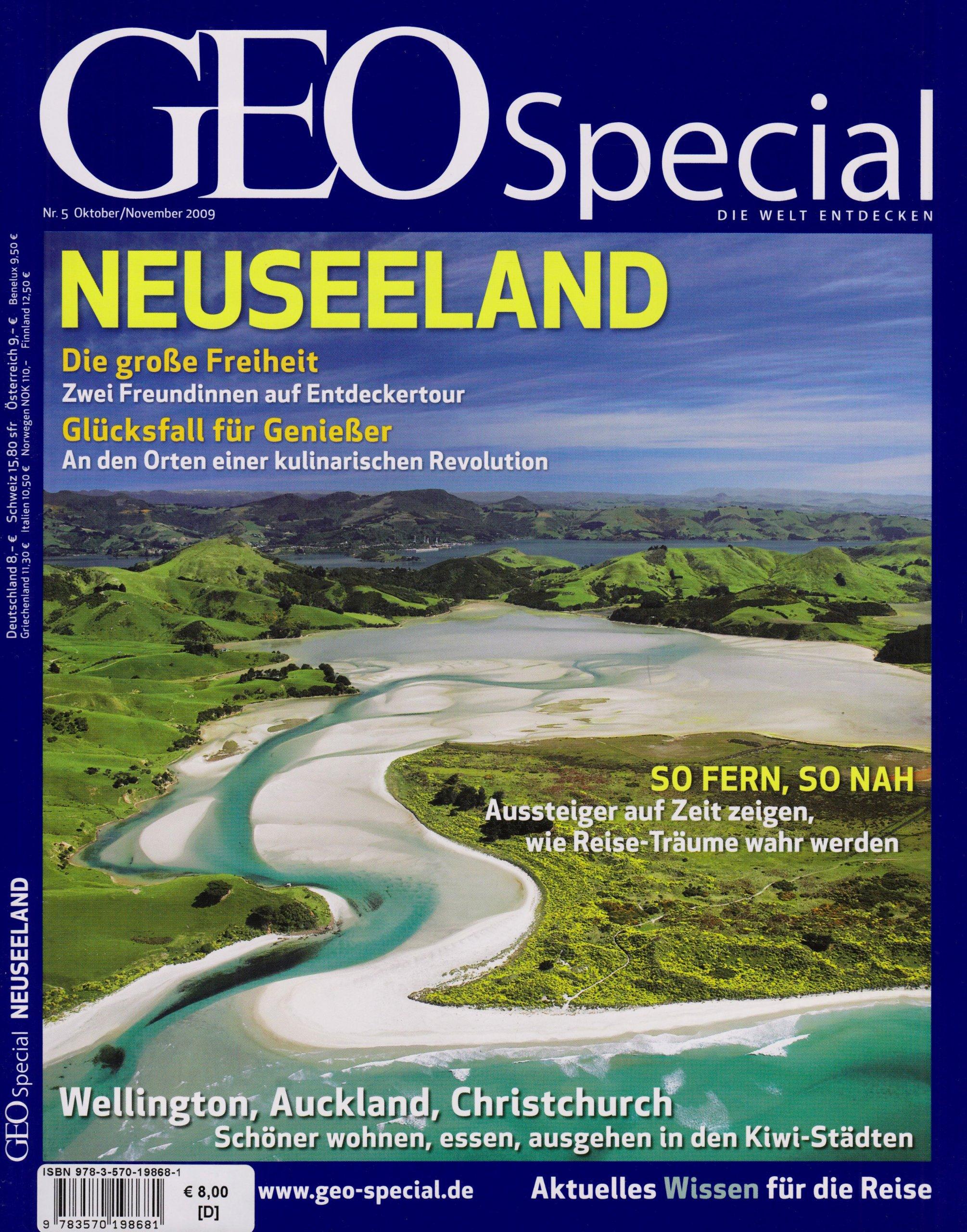 GEO Special / Neuseeland