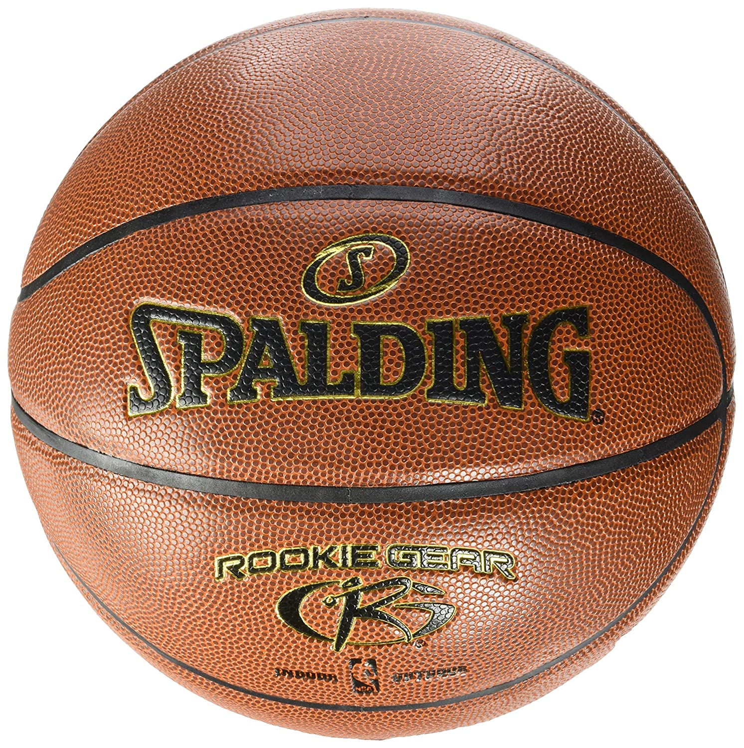 Spalding Rookie Gear In/Out Sz.5 (74-582Z) - orange 3001599011317