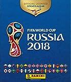 Panini003497AE Album Coupe de monde Russie 2018