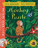 Monkey Puzzle. Book And Cd