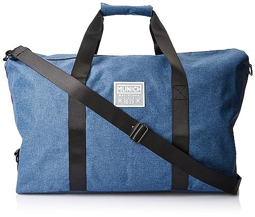 Azul Azul Unisex Bandolera Envejecido Bolso 657301 24x30x54 Adultos vwqFxHHS