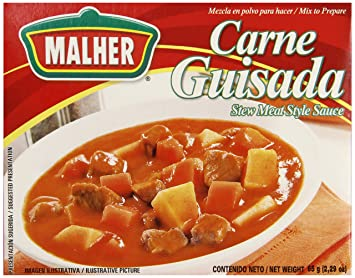 Malher Stew Meat Sauce, 2.82 Ounce