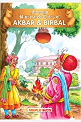 Akbar and Birbal (Illustrated) Kindle Edition