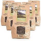 Las semillas de chía, mituso premium paquete 5er (5 x 1000 g)
