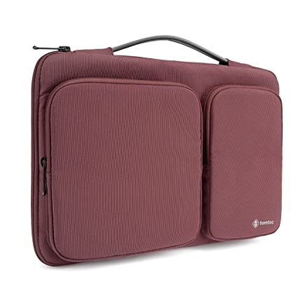 d399f5edf932 tomtoc 360° Protective Laptop Case Sleeve Bag Compatible with 15-15.6 Inch  Acer Aspire E 15 and HP Dell Asus Thinkpad Notebooks Ultrabooks, ...