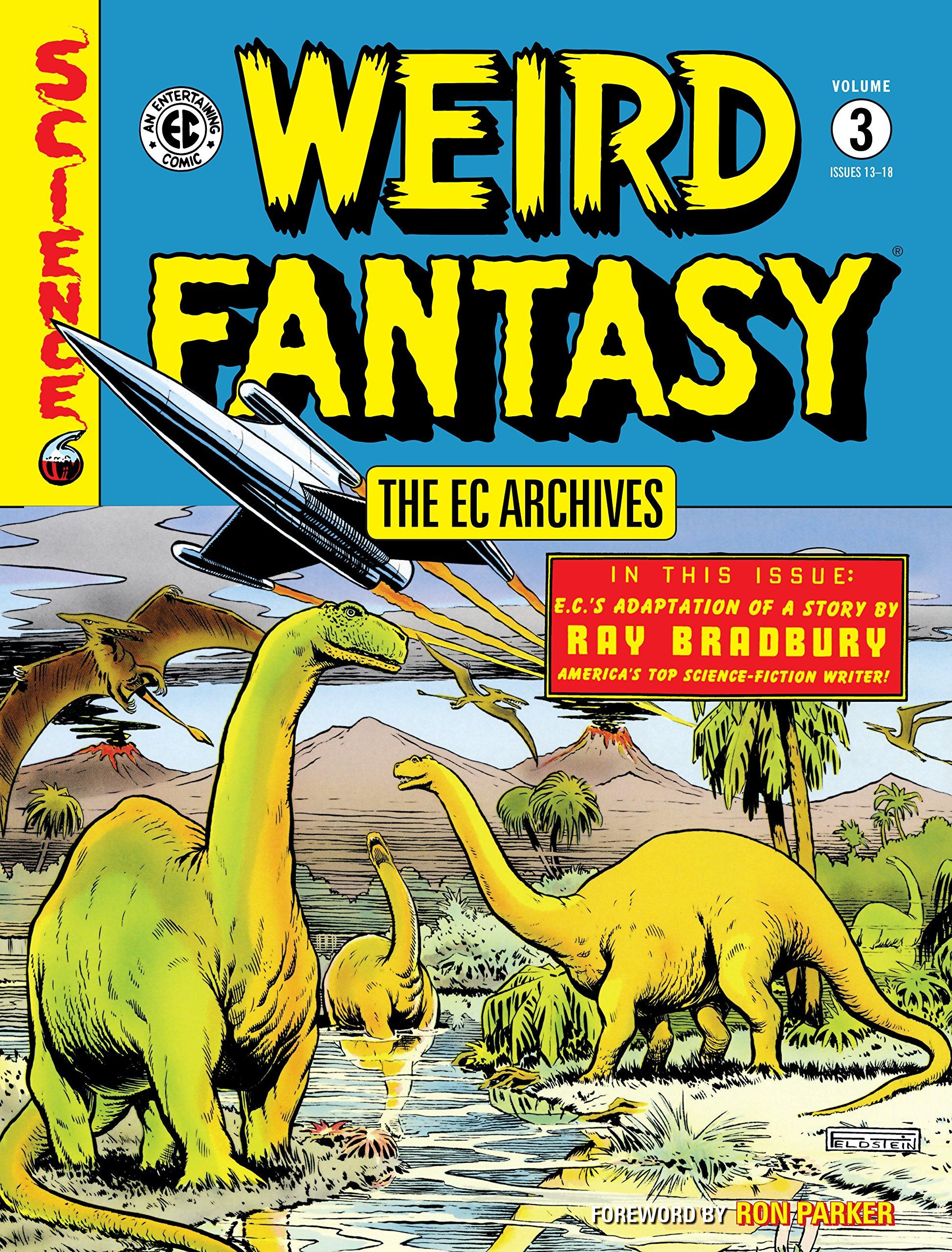 Download The EC Archives: Weird Fantasy Volume 3 pdf epub