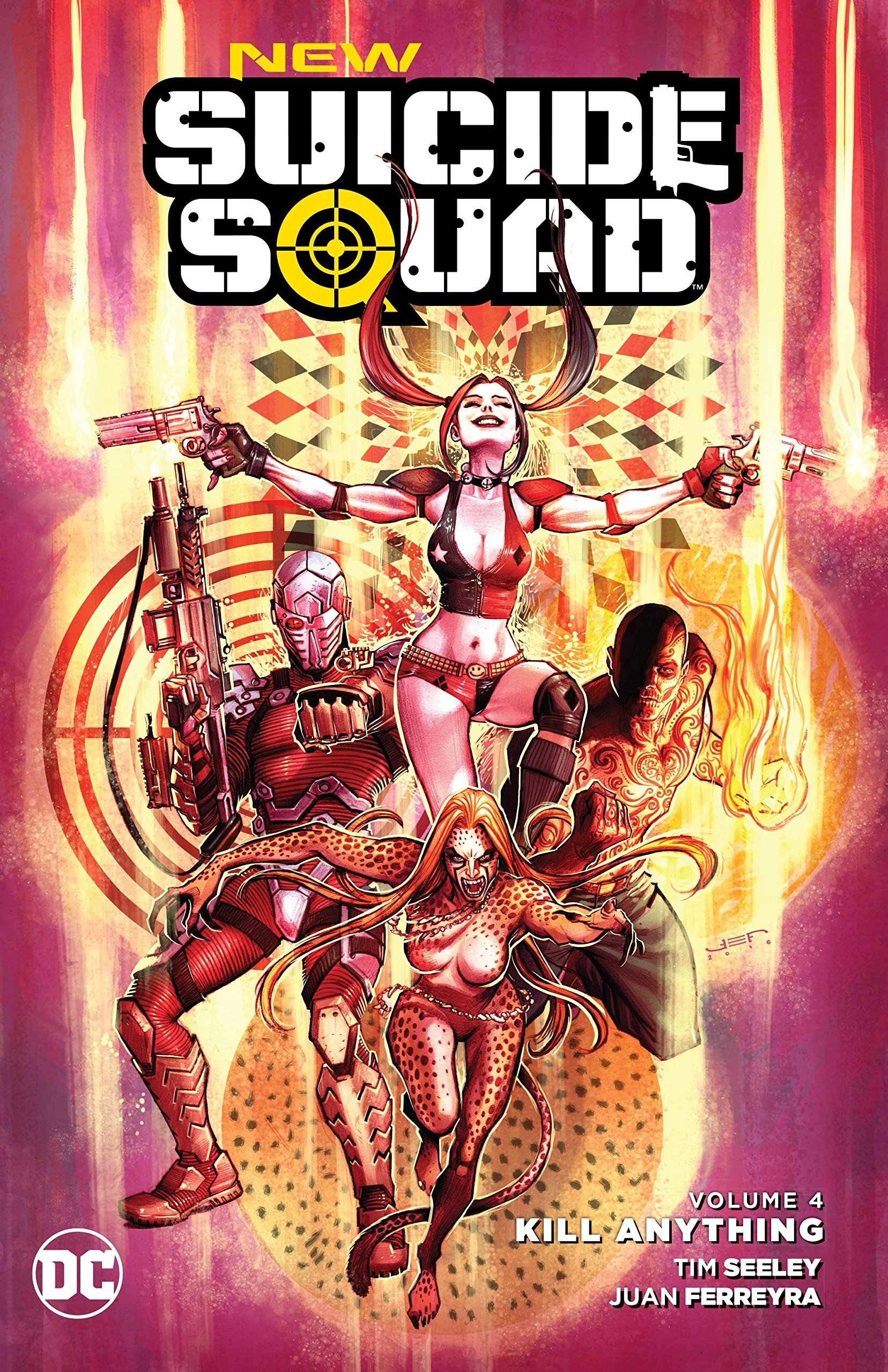 New Suicide Squad Vol. 4: Kill Anything by imusti