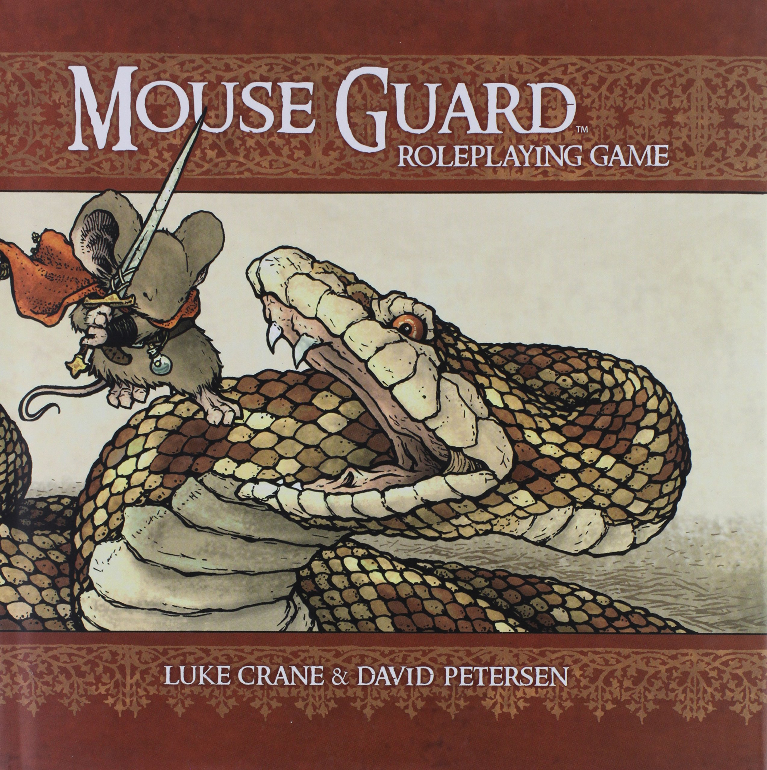 Download Mouse Guard Roleplaying Game, 2nd Ed. PDF