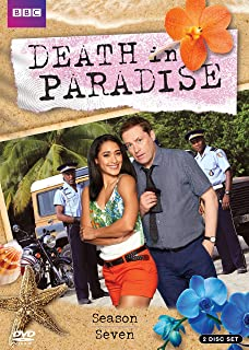 Book Cover: Death in Paradise: S7