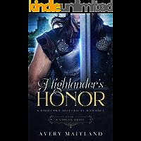 A Stolen Bride: A Medieval Highland Romance (Highlander's Honor Book 2)