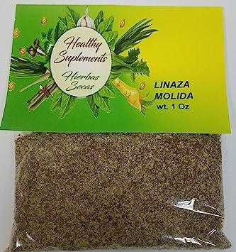 Linaza Molida 1oz