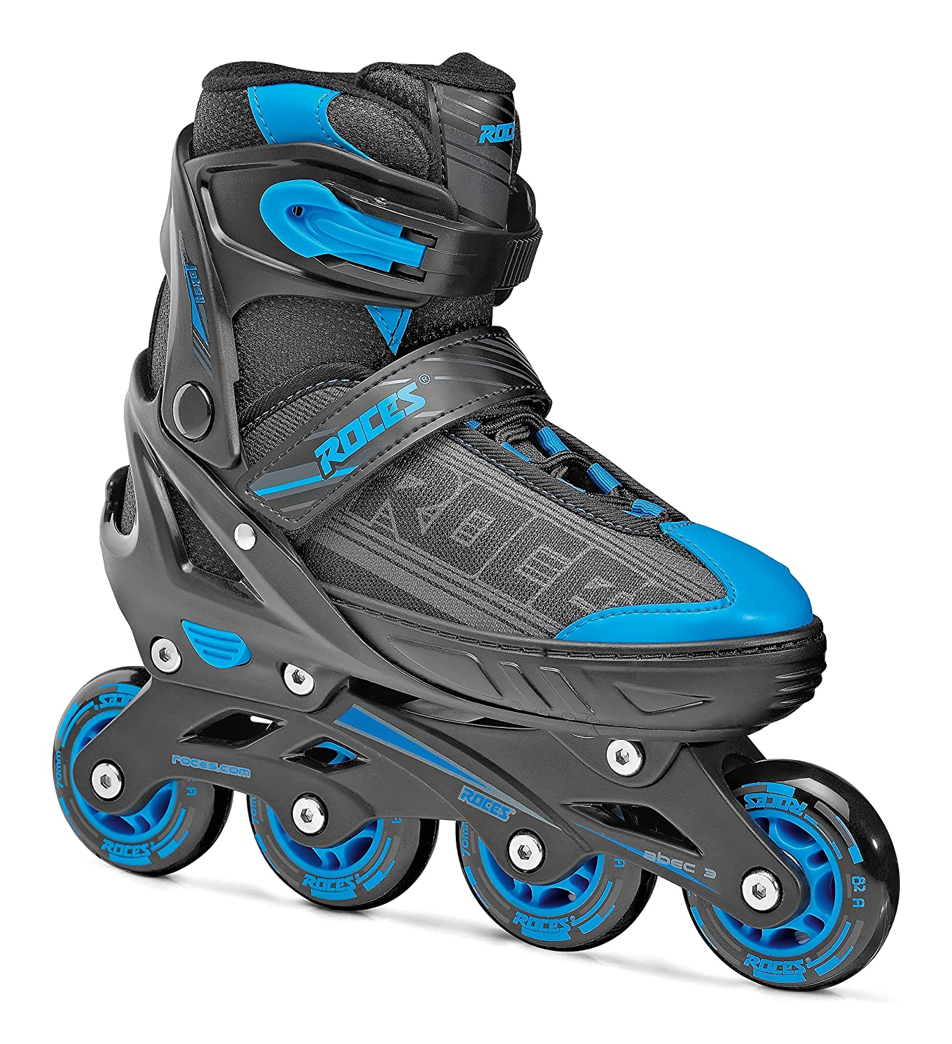 Roces Inline de patines línea Jokey  Black de Astro Blue