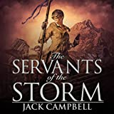 The Servants of the Storm: The Pillars of Reality, Book 5