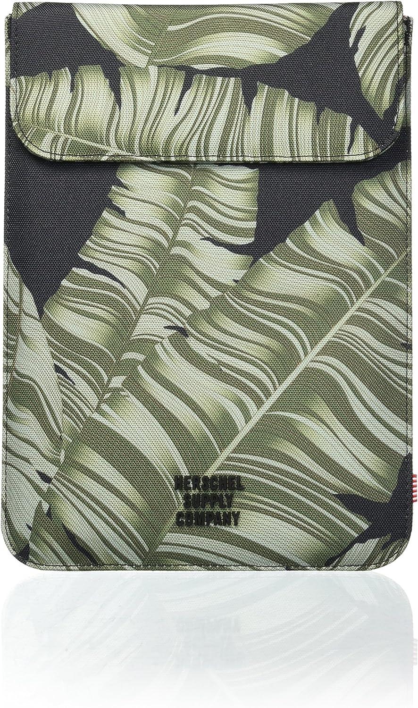 Herschel Spokane Sleeve for MacBook/iPad, black palm, Air