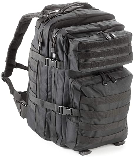 ccc5c970b6 EverTac 40L Large Military Tactical MOLLE Backpack Best Pack for Bug Out  Bag