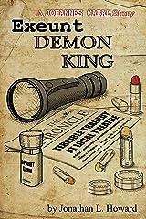 Exeunt Demon King (Johannes Cabal series) Kindle Edition