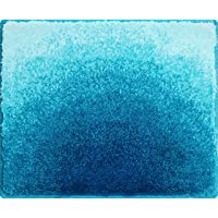 Grund Bath Mat, Ultra Soft and Absorbent, Anti Slip, 5 Years Warranty, Sunshine, Small Mat 50x60 cm, Turquoise