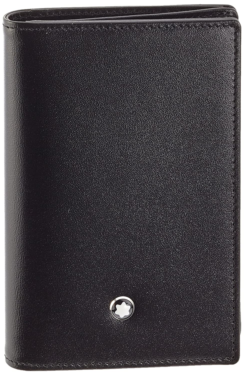 Amazon.com: Montblanc Meisterstuck Business Card Holder 14108: Home ...
