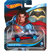Hot Wheels DC Universe Man of Steel Redeco Vehicle by Hot Wheels