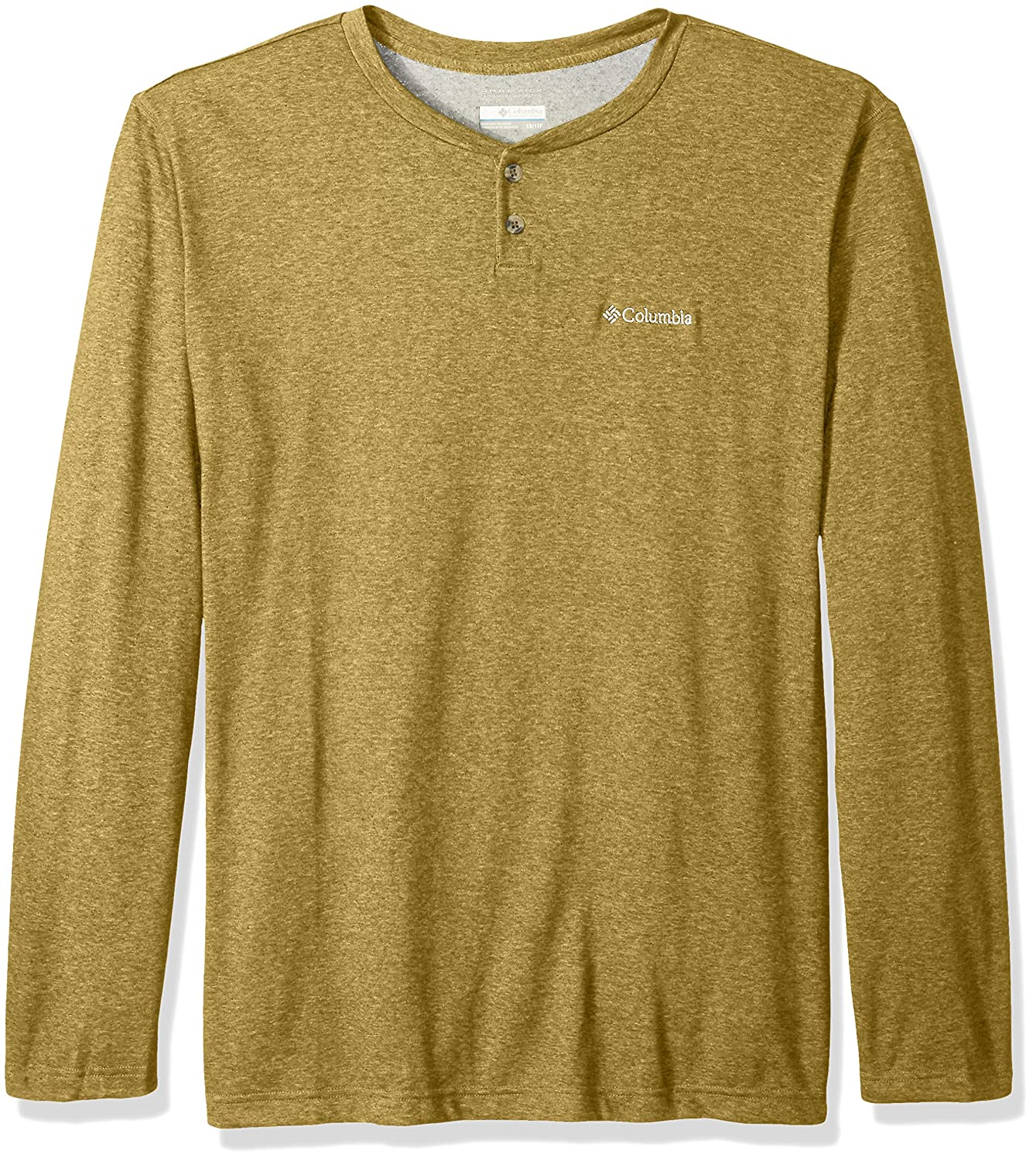 Columbia Mens Big Thistletown Park Big & Tall Henley Columbia Men's Sportswear 1562853