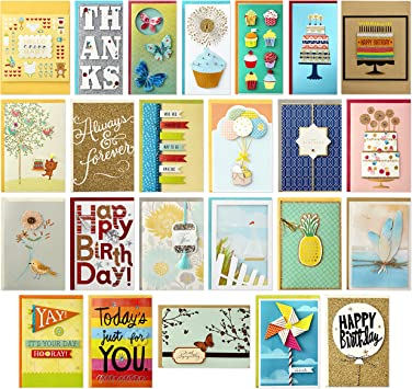 Pick Your Own Set of 5 Greeting Cards
