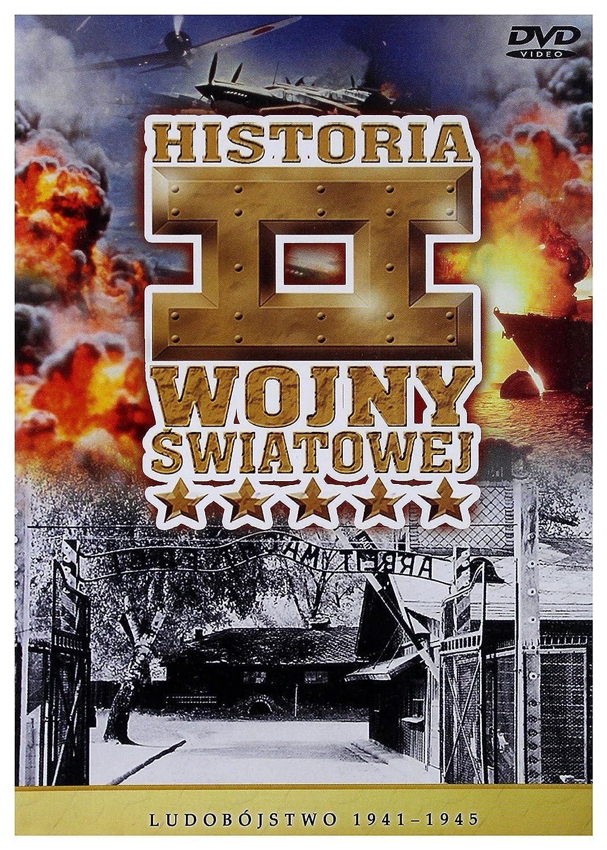 Historia II Wojny Ĺwiatowej 26:LudobĂljstwo 1941-1945 DVD No hay versión española: Amazon.es: Adolf Hitler, Laurence Olivier, Hugh Raggett: Cine y Series TV