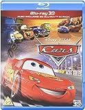 Cars (Blu-ray 3D + Blu-ray) [Region Free]