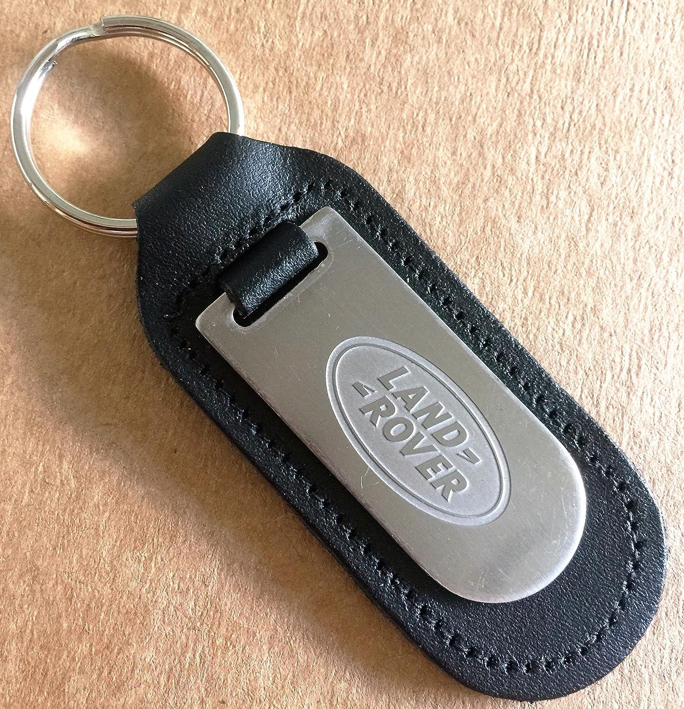 Schlüsselanhänger Mit Schriftzug Land Rover Aus Leder Auto