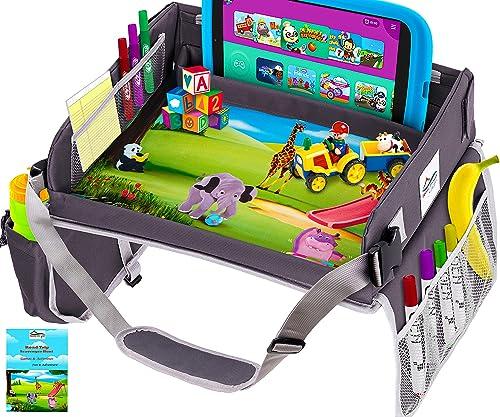Cerizona Portable Kids Travel Tray