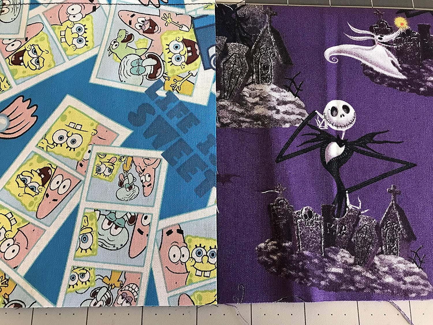 Handmade Janet aprons Hip Side black Apron money Pouch Waitress pockets Restaurant Bars Cafes Janets Aprons SpongeBob /& Nightmare before christmas 2 Pack I Pad Mini Check out all 51 prints @