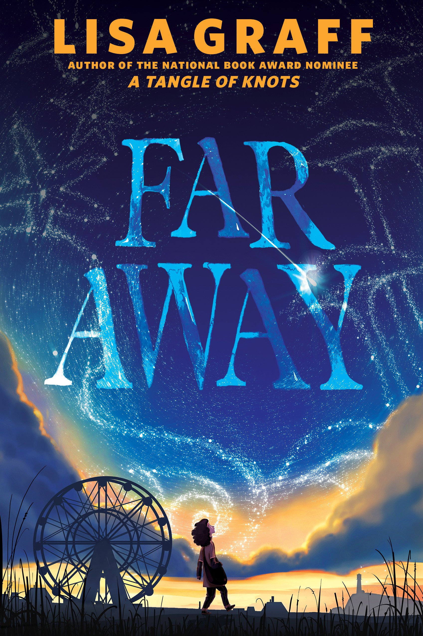 Image result for far away lisa graff cover