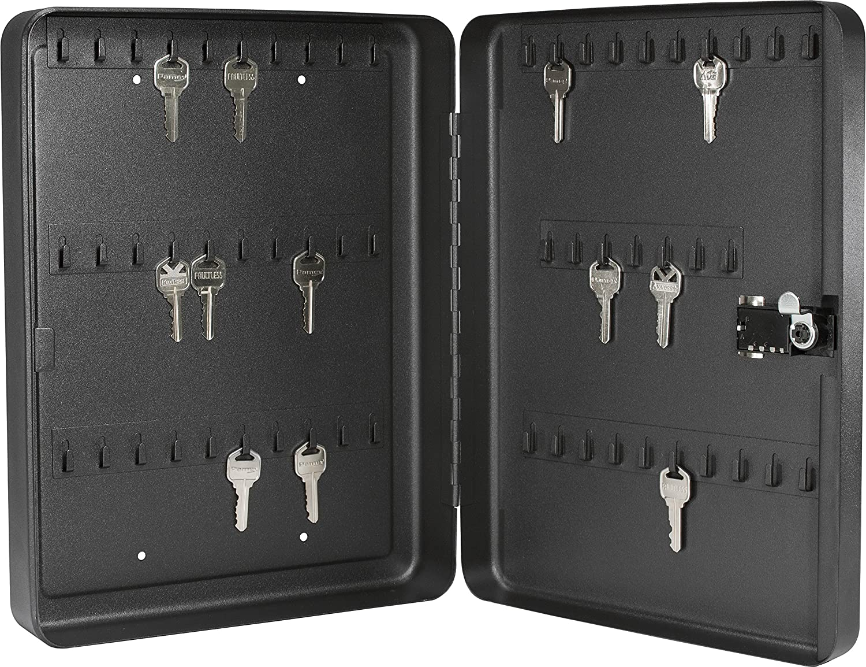Amazon.com: BARSKA 57 Position Key Cabinet with Combination Lock ...