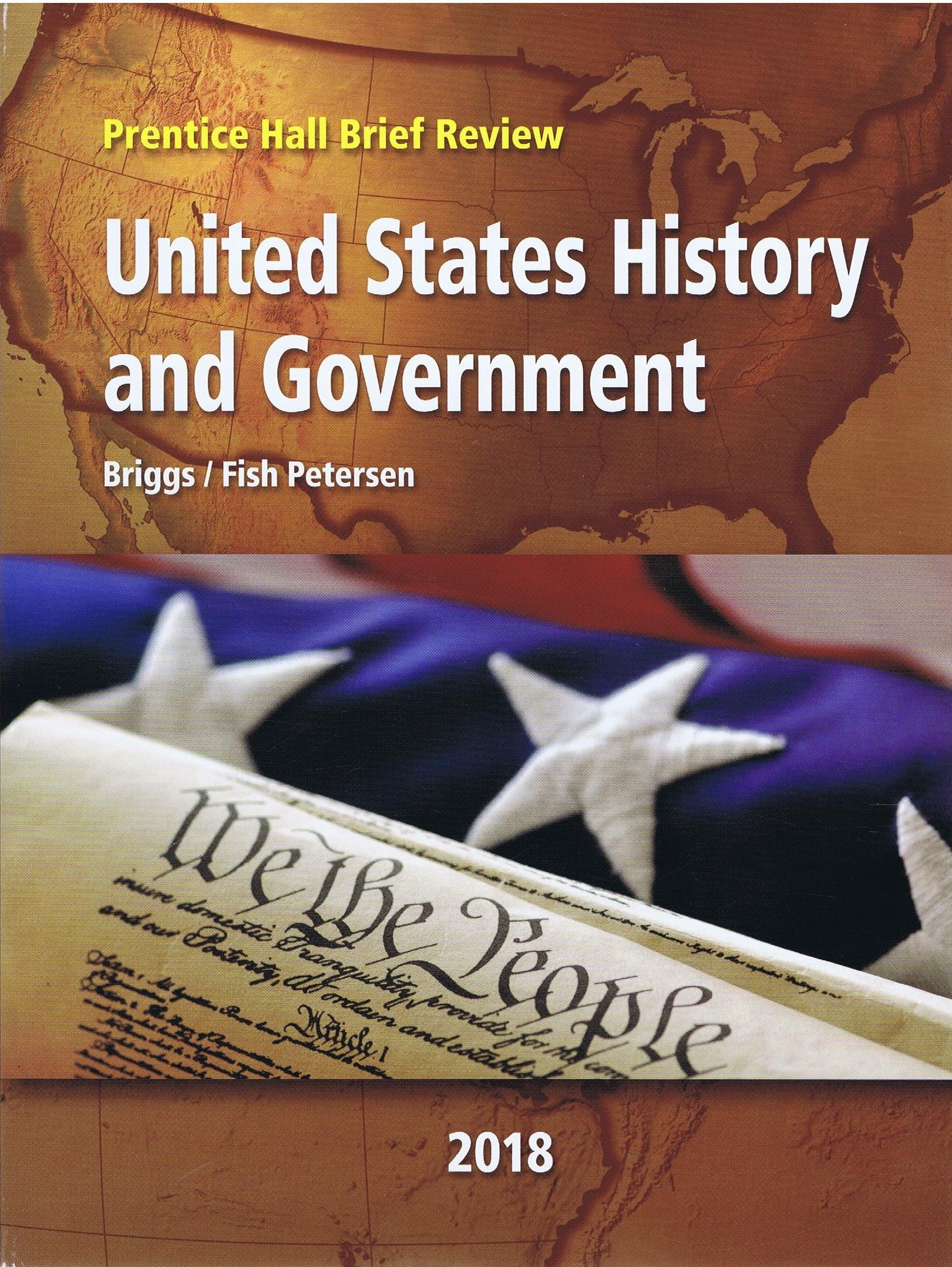 Prentice Hall Brief Review United States History and