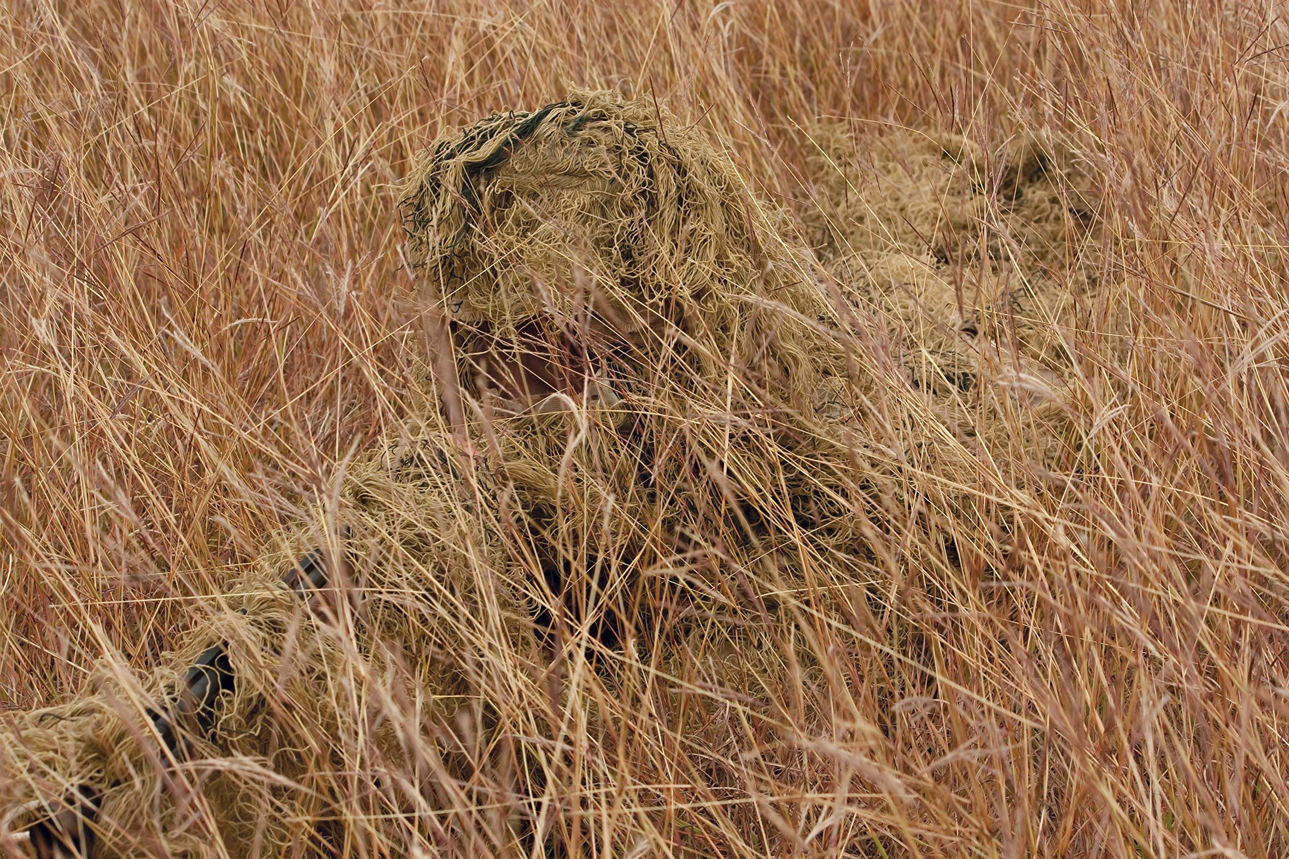 9005381 Red Rock Gear Ghillie Suit 5Piece Desert X-Large/2X-Large by Red Rock Outdoor Gear (Image #3)