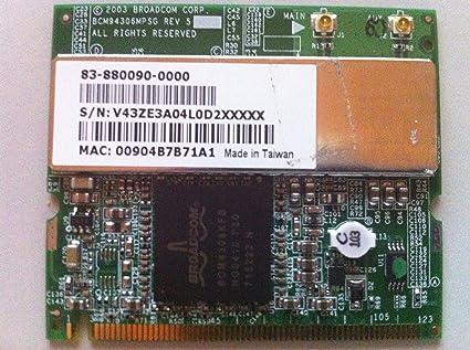 Dell Precision M20 Wireless 1350 WLAN MiniPCI Card 64 BIT Driver