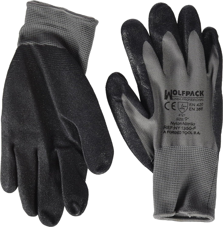 Wolfpack 15030466 Glovex Plus Guanto traspirante L 9