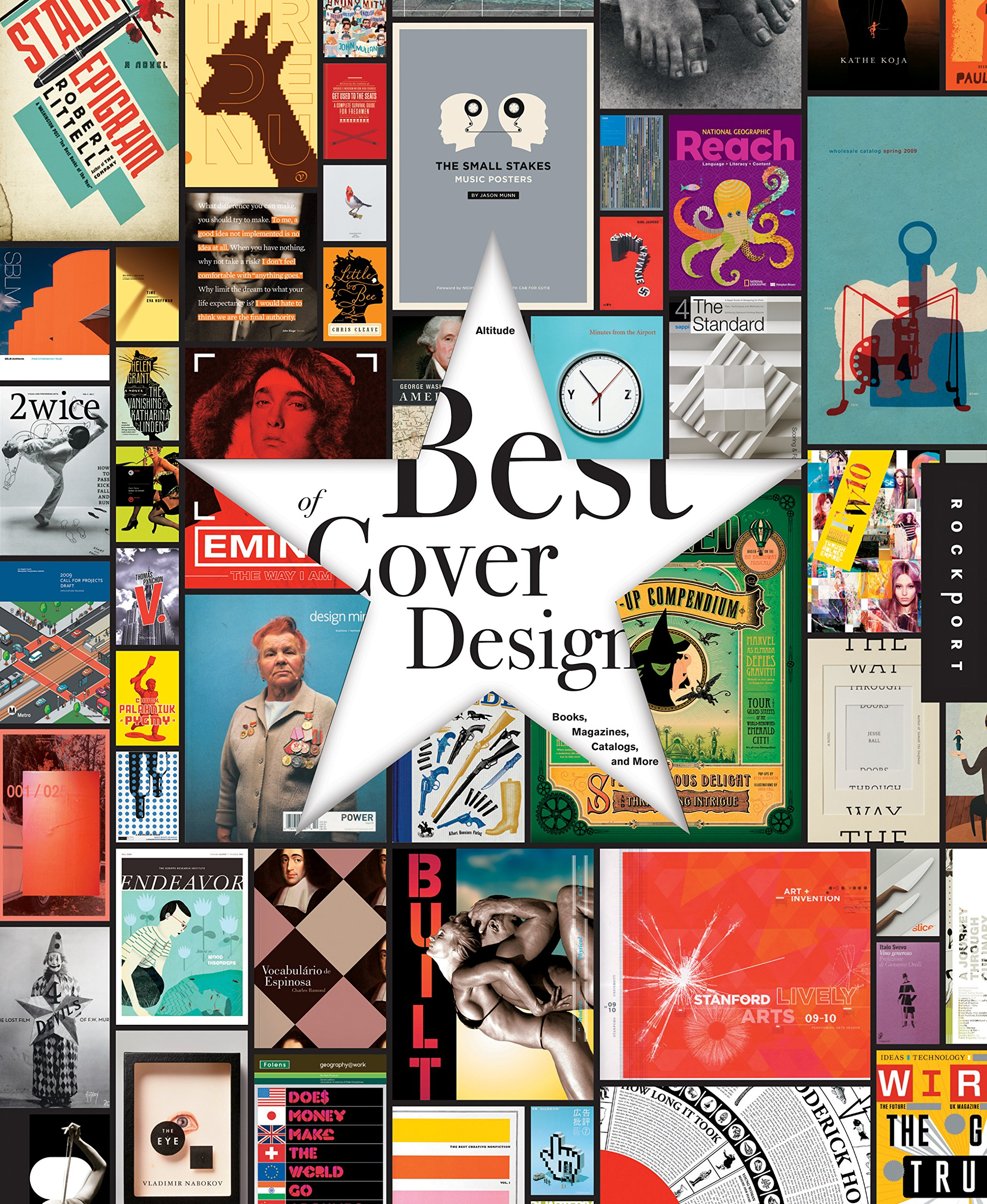 The Best of Cover Design: Books, Magazines, Catalogs, and More pdf