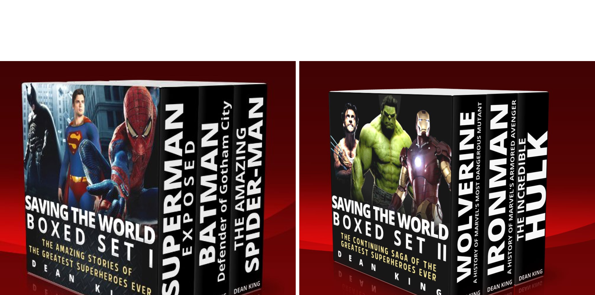 Saving The World Boxed Set (2 Book Series)