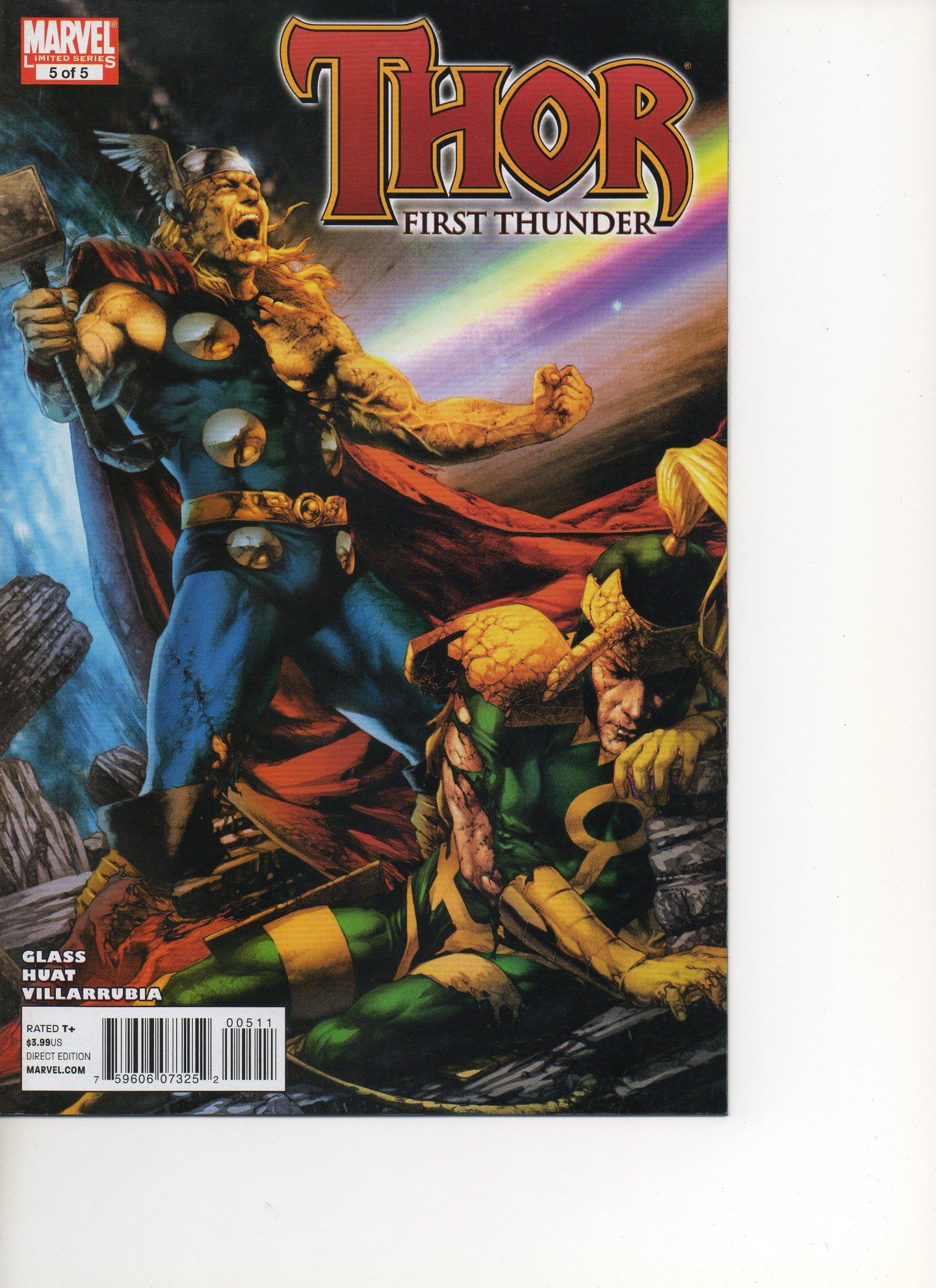 Download Thor First Thunder #5 (Vol. 1) pdf epub