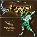 La grande histoire du Jazz - Au temps du jazz moderne - vol 4 : 1957 - 1959 (25CD)