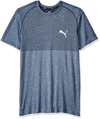 3a5fd09aae59 Amazon.com  PUMA Men s Evoknit Better T-Shirt  PUMA  Clothing