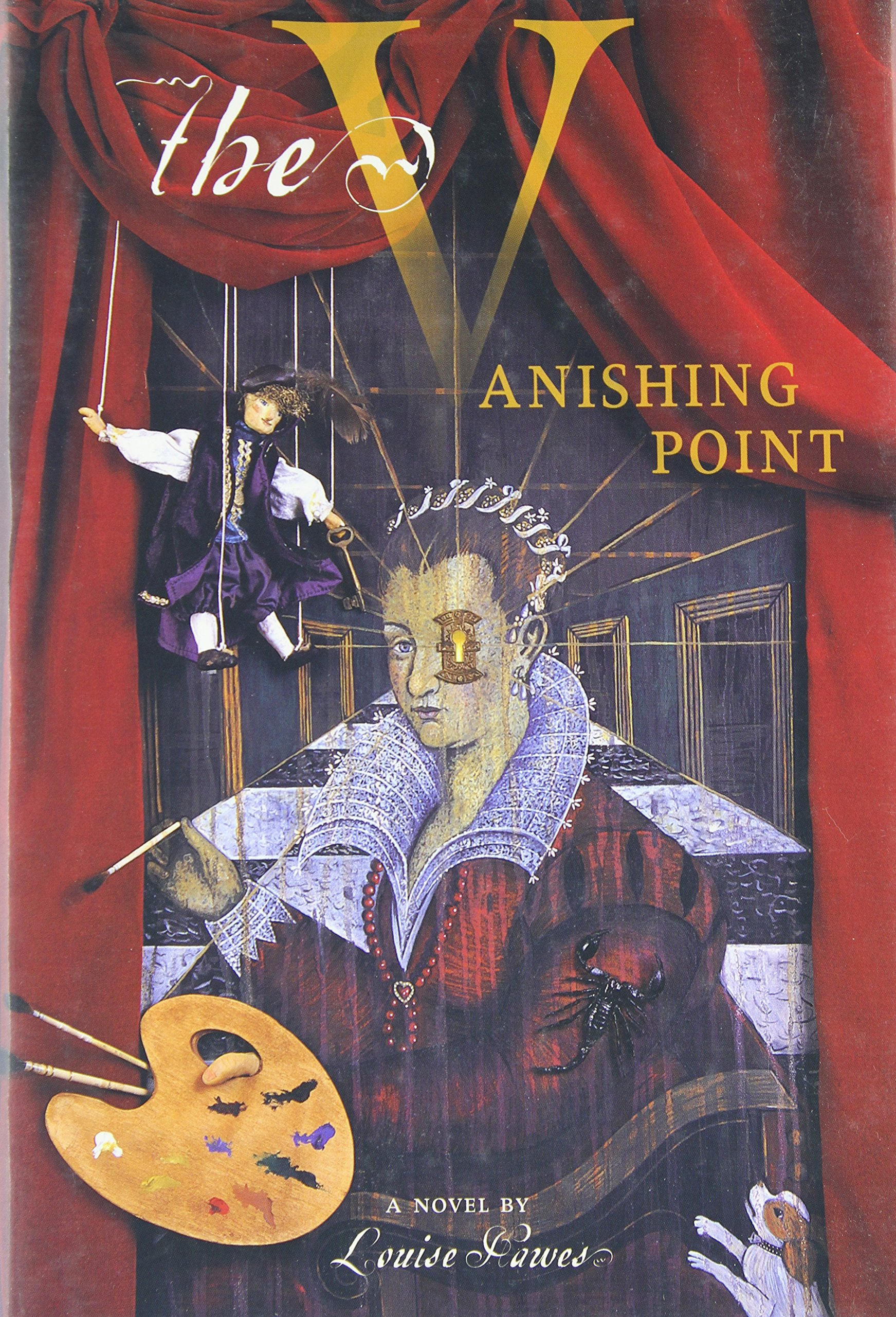 Read Online The Vanishing Point pdf