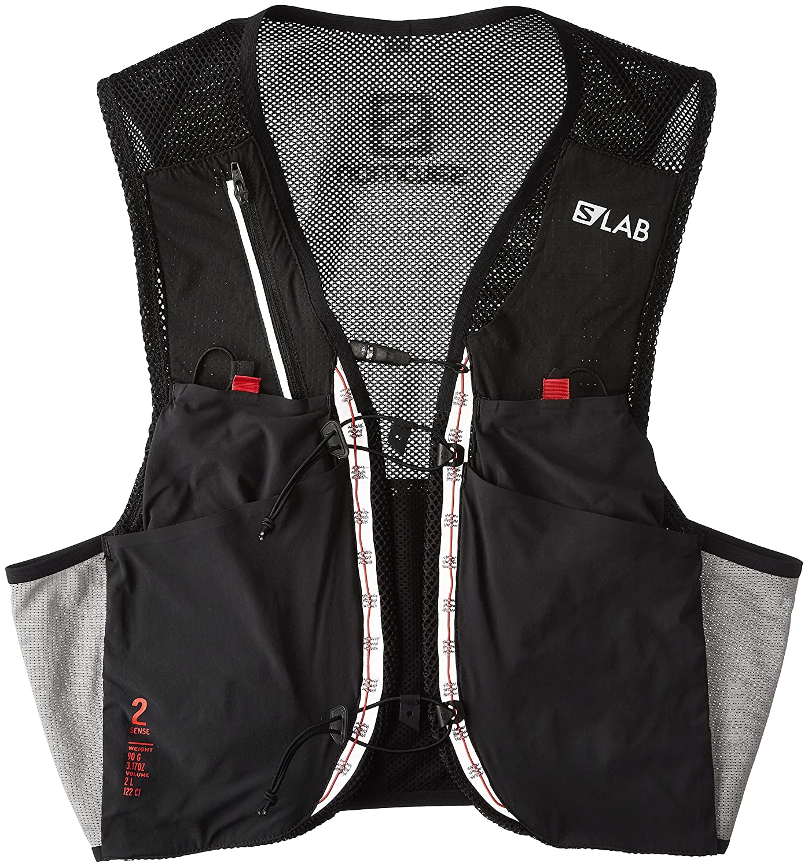 Salomon Unisex S-Lab Sense Ultra 2 Set Backpack Amer Sports