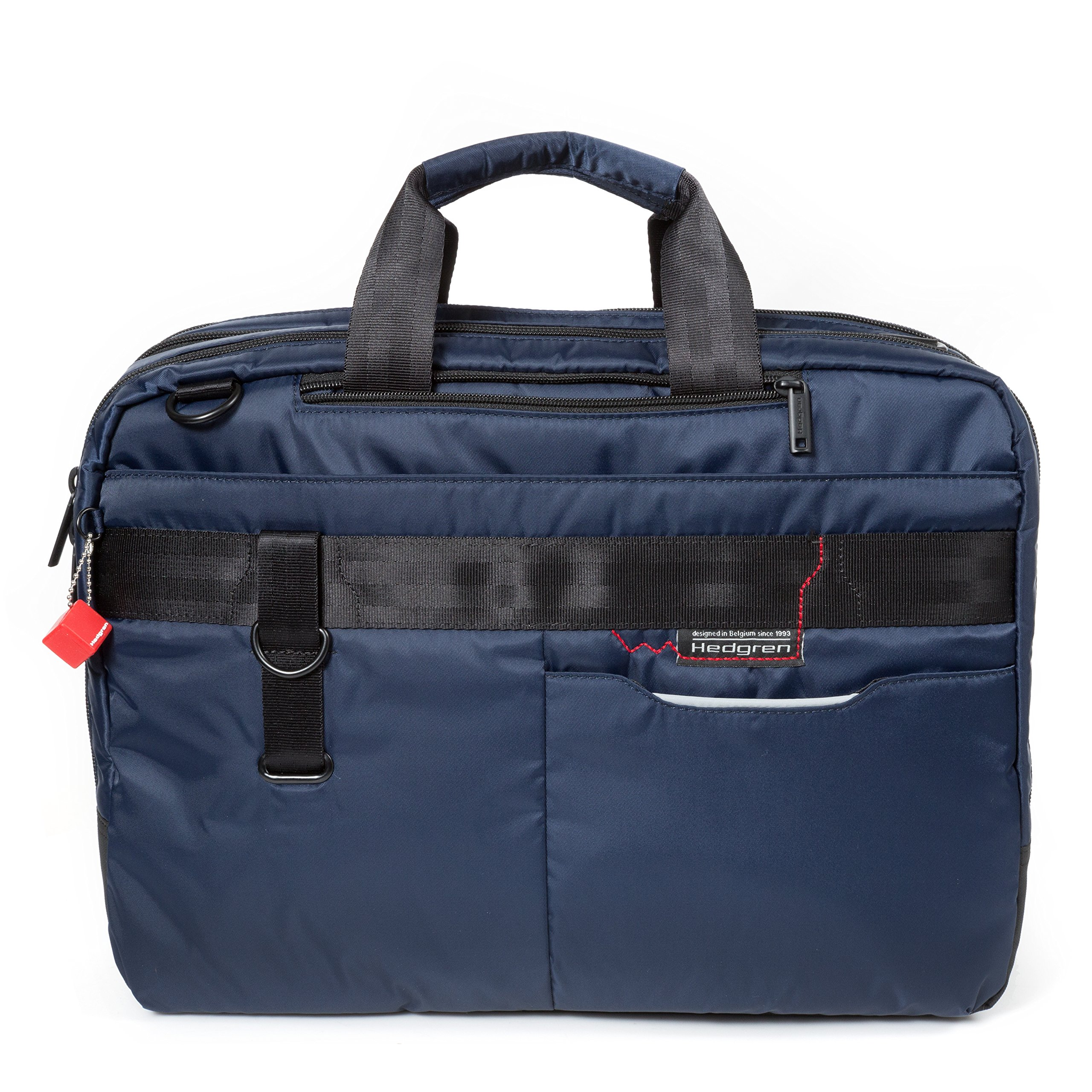 Hedgren Brook-E Business Bag, Men's, One Size (Peacoat) by Hedgren (Image #1)