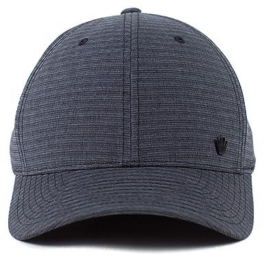 0b8b94870ce9a No Bad Ideas Mitchell Flexfit Hat Blk (S M) at Amazon Men s Clothing ...