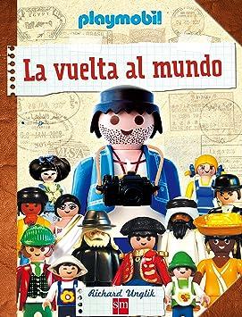 Grupo SM - La vuelta al mundo (130964) (Playmobil)